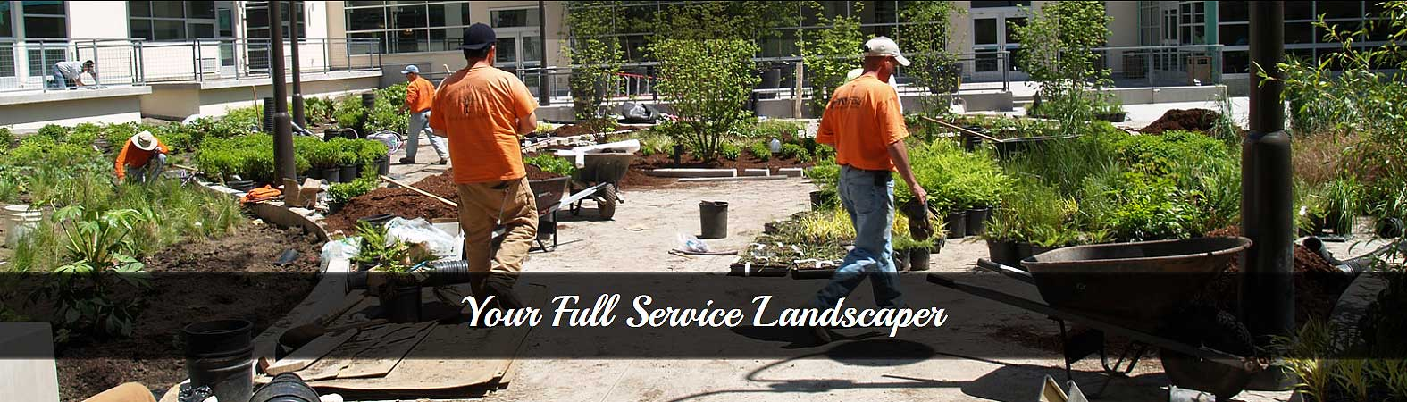 Your Full Service Landscaper